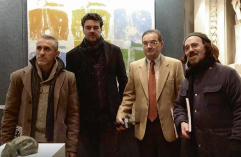 Pescia 2016, con il paroliere Beppe Dati alla Fondazione Carlo Collodi